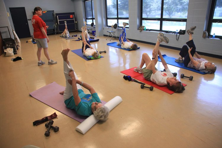 Great Senior Citizen Fitness Ideas