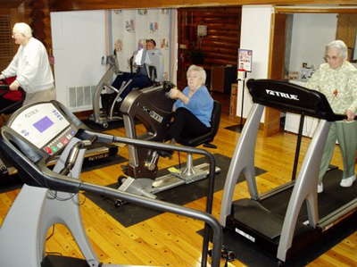 Senior Citizen Fitness Equipment